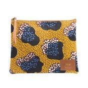 Żółty portfel na drobne O My Bag Clutch