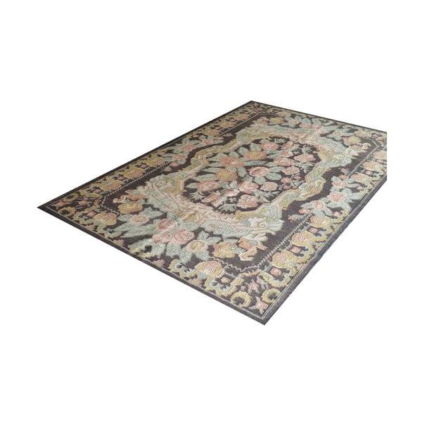 Ręcznie tkany dywan Kilim Flowers 164, 160x230 cm