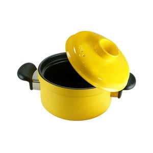 Garnek Casserole Design Yellow, 1,6 l