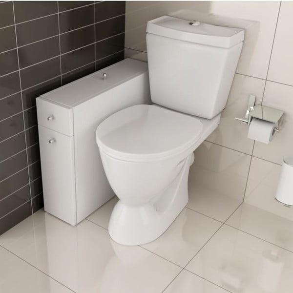 Szafka łazienkowa Smart White