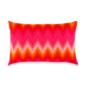 Poduszka ZigZag Orange/Pink, 60x40 cm