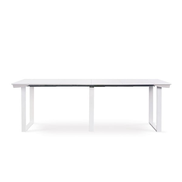 Stół rozkładany Medus, biały