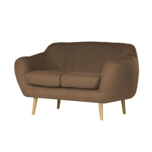 Sofa dwuosobowa Azzure Sawana Brown