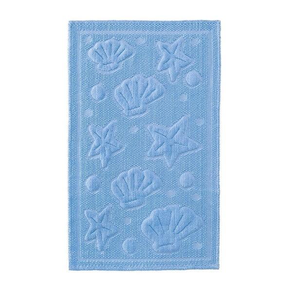Mata łazienkowa Istra Blue, 60x100 cm