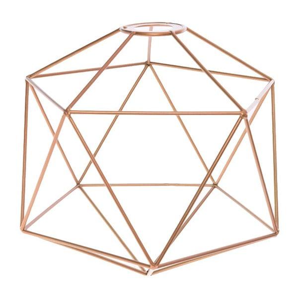 Metalowy abażur Copper