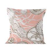 Poszewka  na poduszkę z czystej bawełny Happy Friday Coral Reef,60x60cm