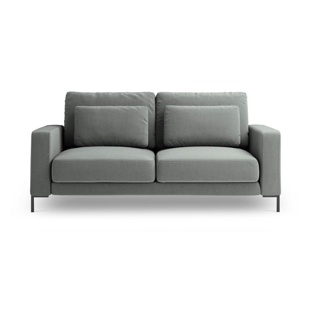 Szara sofa Interieurs 86 Seine, 158 cm
