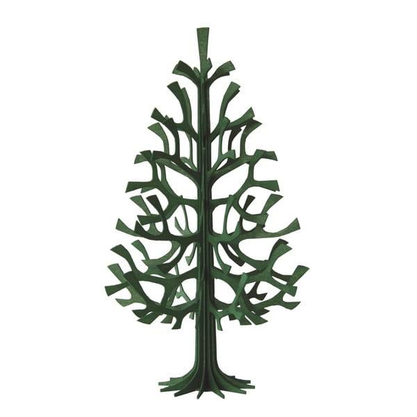 Składana dekoracja Lovi Spruce Dark Green, 30 cm