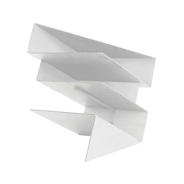 Gazetnik Origami White