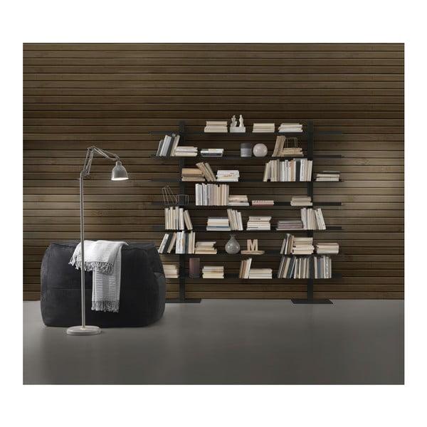 Biblioteczka Zefiro II Black