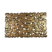 Gumowa wycieraczka Mars&More Brass Stones, 75x45 cm