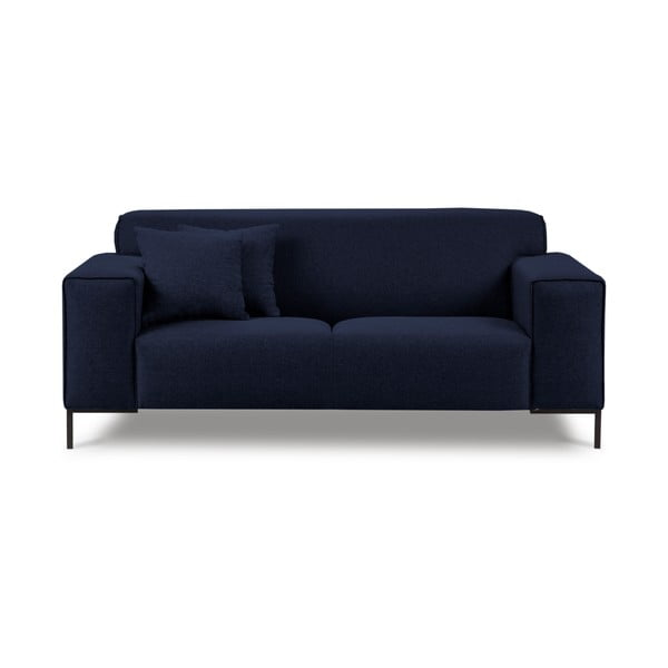 Niebieska sofa 2-osobowa Cosmopolitan Design Seville