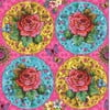 Tapeta flizelinowa Melli Mello Bianca, różowa