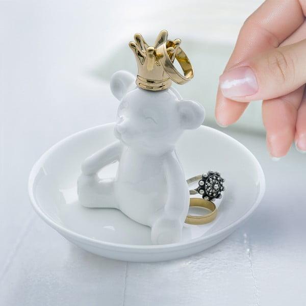 Stojak na pierścionki Bear