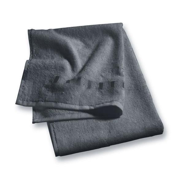 Ręcznik Esprit Solid 70x140 cm, ciemnoszary