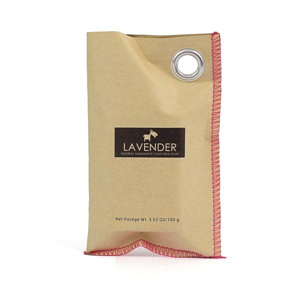 Mydło naturalne z kozim mlekiem HF Living Lavender