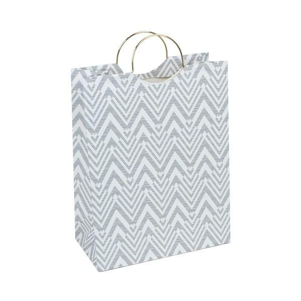 Zestaw: 4 torebki na prezent i papier do pakowania Stockholm