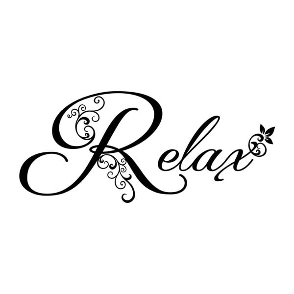 Naklejka Ambiance Relax