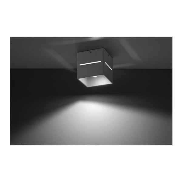 Szara lampa sufitowa Nice Lamps Lorum