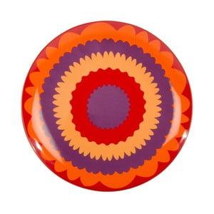 Ceramiczny talerz do serwowania Pizza Orange, 32 cm