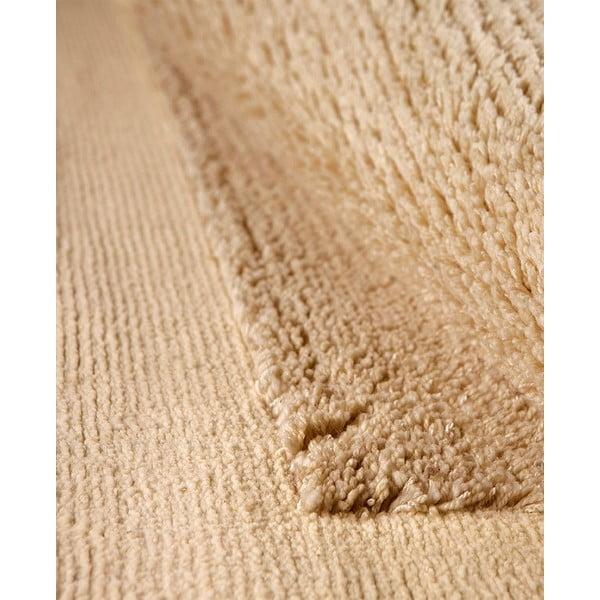 Dywan wełniany Dama no. 610, 60x120 cm, beżowy