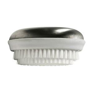 Mydło niwelujące zapachy ze stali nierdzewnej ze szczotką Premier Housewares