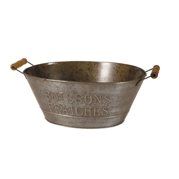 Metalowa miska Boissons
