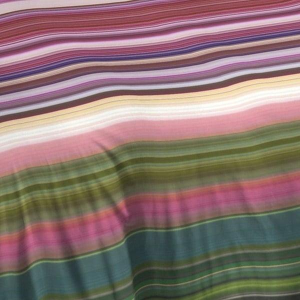 Kolorowa pościel bawełniana Muller Textiel Descanso, 200x200 cm