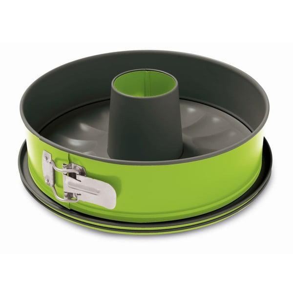 Forma do pieczenia Springform Sweet&Colour Tube, zielona
