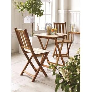 Komplet 2 krzeseł Masai Bistro
