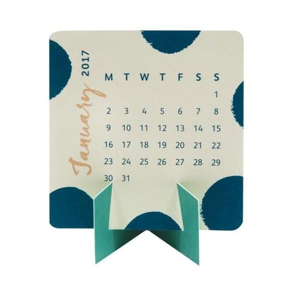 Kalendarz na stół Busy B Fashion 2017