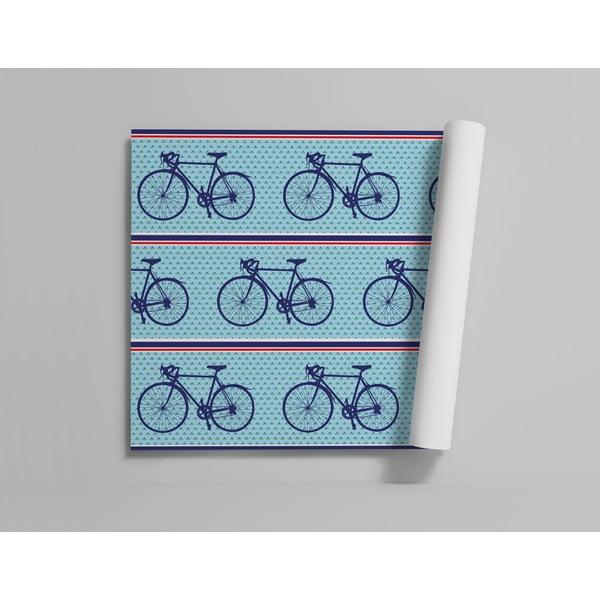 Tapeta flizelinowa Cyklista