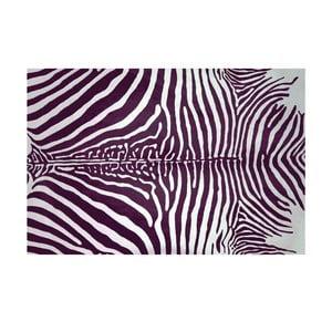 Winylowy dywan Cebra Lila, 99x120 cm