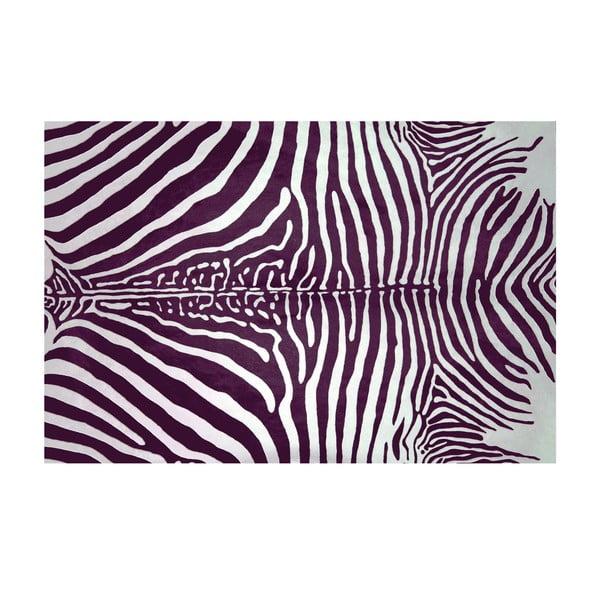 Winylowy dywan Cebra Lila, 70x100 cm