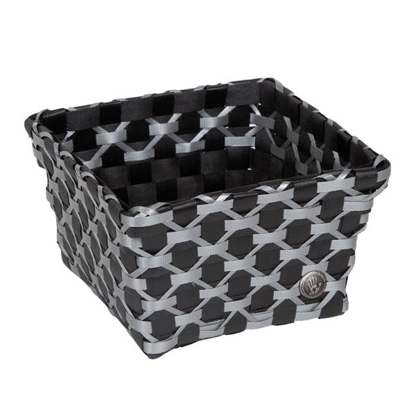 Koszyk Albi Black/Silver
