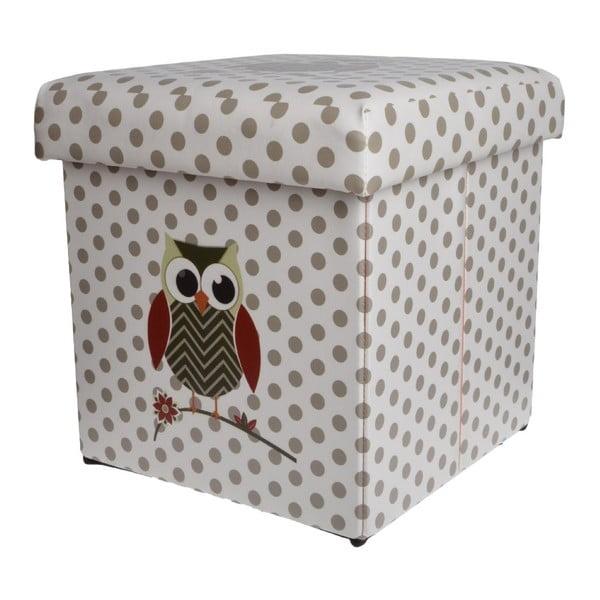 Puf Puf Owl, 32x32 cm