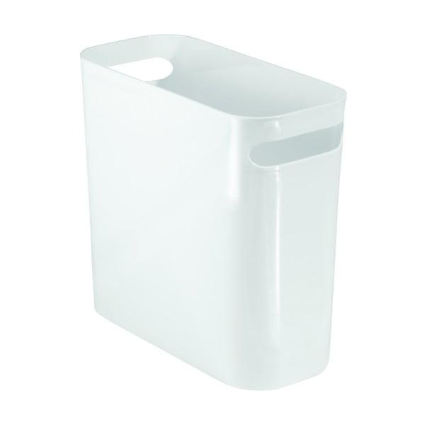 Pojemnik Una White 12x27 cm
