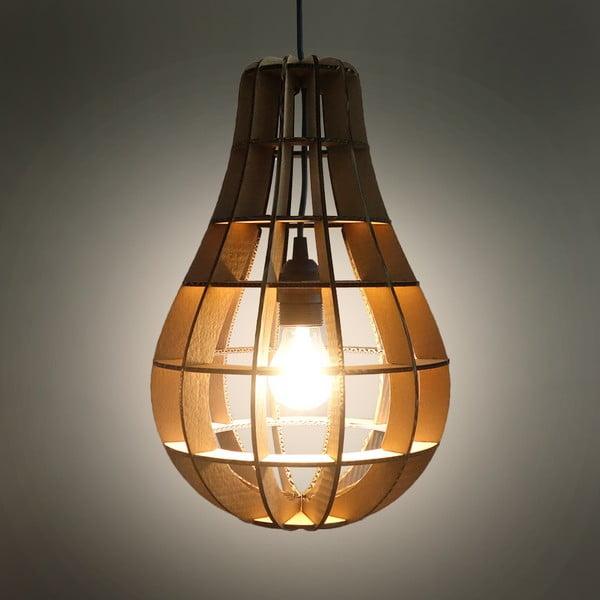 Lampa Bulbo, biała