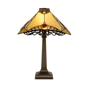 Lampa wisząca Tiffany Complete, 50 cm