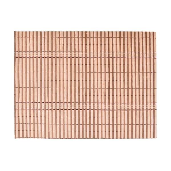 Zestaw 2 stołowych mat bambusowych Bambum Servizio
