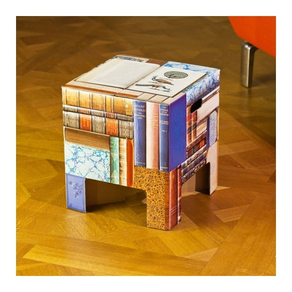 Taboret Dutch Design Chair Books