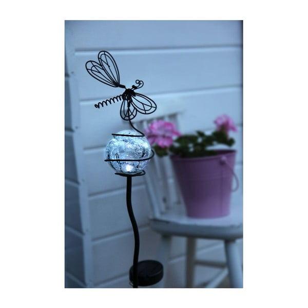 Dekoracyjne oświetlenie ogrodowe Best Season Dragonfly