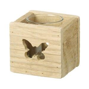 Świecznik Butterfly, 7 cm