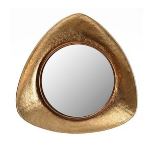 Lustro Metal Gold Decor, 39x5x39 cm