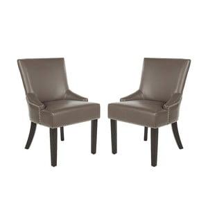 Zestaw 2 krzeseł Sawyer Clay
