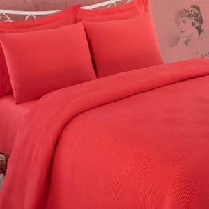 Narzuta na łóżko Pique 277, 200x230 cm