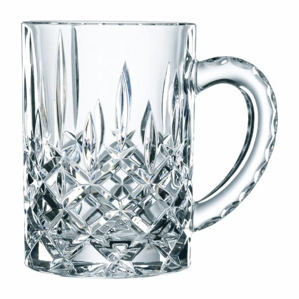 Kufel do piwa ze szkła kryształowego Nachtmann Noblesse, 600 ml