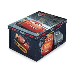 Pudełko na zabawki Auta Domopak Cars, 24x39cm