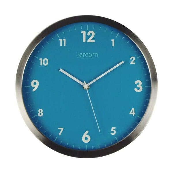 Zegar ścienny Minimal Blue