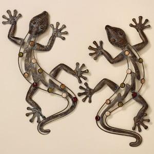 Dekoracja ścienna Lizard